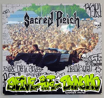 Thumbnail Of  SACRED REICH - Alive At The Dynamo album front cover