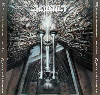 Thumbnail Of  HR Giger Album Covers album front cover