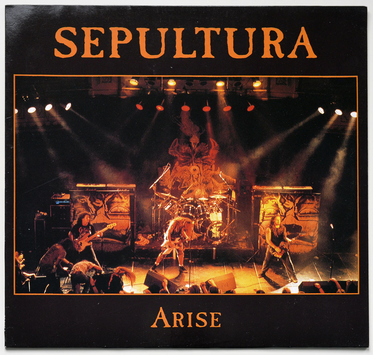 High Resolution Photo #1 SEPULTURA - Arise