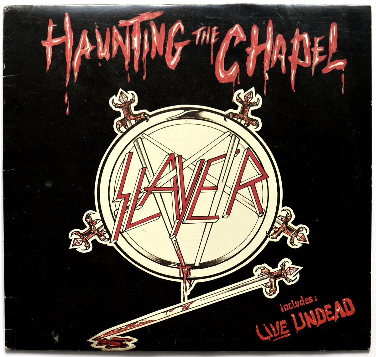 High Resolution Photo #1 SLAYER Haunting Chapel Canada