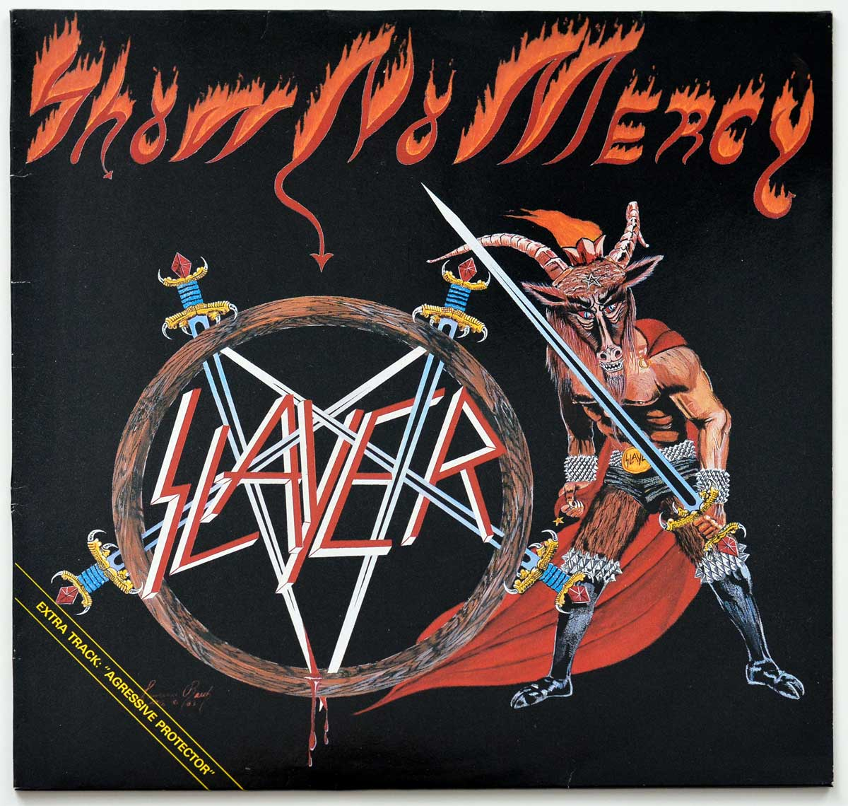 Image result for slayer show no mercy
