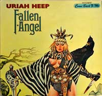 Uriah Heep - Fallen Angel / Come back to me