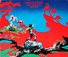 "URIAH HEEP - The Magician's Birthday  This album ""URIAH HEEP - The Magician's Birthday"" is the original vinyl release with a gatefold sleeve, the front of which is designed by Roger Dean"