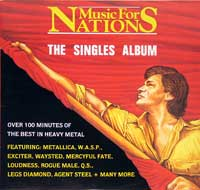Music For Nations - The Singles Album
