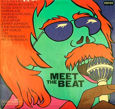 Various Artists Meet The Beat 7Up thumbnail of the album cover