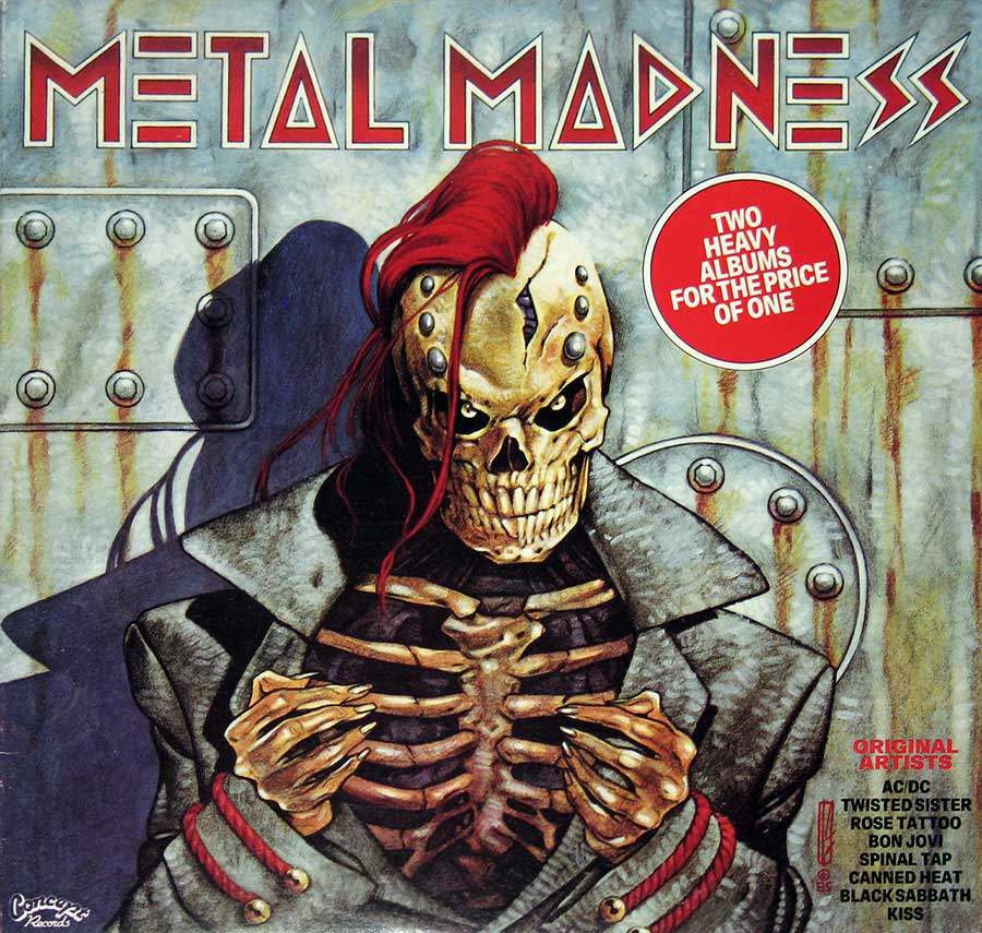 High Resolution Photo #10 METAL MADNESS
